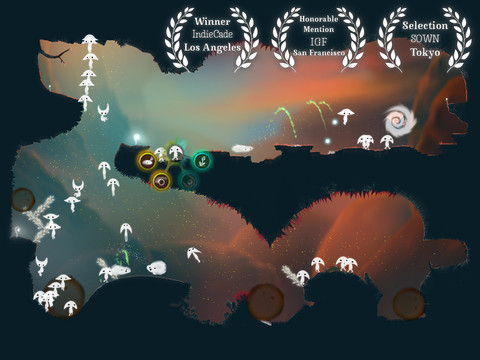 Spirits 아이폰 아이패드 퍼즐 게임