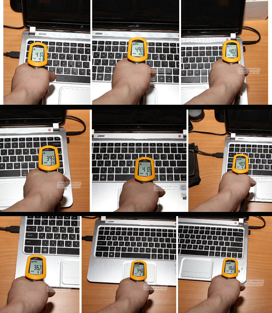 스펙터XT 리뷰, ENVY 스펙터XT, ENVY 스펙터XT 개봉기, HP울트라북, i5, i7, It, SpectreXT, SpectreXT 개봉기, SSD, 개봉기, 게임, 단점, 리뷰, 발열, 베가스, 블레이드앤소울, 사용기, 스팩터, 스펙터 XT, 스펙터XT, 스펙터XT 개봉기, 스펙터XT 단점, 엔비 스펙터XT, 인코딩, 인텔 아이비브릿지, 포토샵, 프리미어, 후기, 자세한, 씨디맨, 노트북, 울트라북, 울트라, 13-3011TU,스펙터XT 리뷰 ENVY SpectreXT 13-2011TU 자세한 리뷰 성능편  상당히 관심이 많았던 스펙터XT 리뷰를 이번에는 성능에 촛점을 맞춰서 적어보았습니다. ENVY SpectreXT 13-2011TU는 i7-3517U를 사용한 성능이 좋은 울트라북중 하나 입니다. 좀 다른말로 돌려말하면 3세대 코어프로세서가 탑제된 울트라북이죠. 이번 스펙터XT 리뷰에서는 이 프로세스의 성능을 심층 분석하고 HD4000의 성능도 알아보려고 합니다. 조금은 수치만 나와서 재미가 없을 수 도 있지만 설명을 쉽게 하려고 했으니 참고해주세요. ENVY SpectreXT 13-2011TU의 성능만 알아본것은 아니고 직접 체감하면서 아쉬웠던점들을 많이 적어보았습니다. 그럼 일단 스펙터XT 외형부터 살펴보죠.