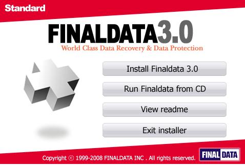 Finaldata enterprise 3.0