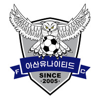 Asan United FC eblem(crest)
