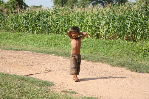 캄보디아 방문