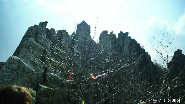 달음산(達陰山) 옥녀봉