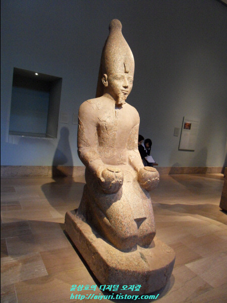 이집트석상