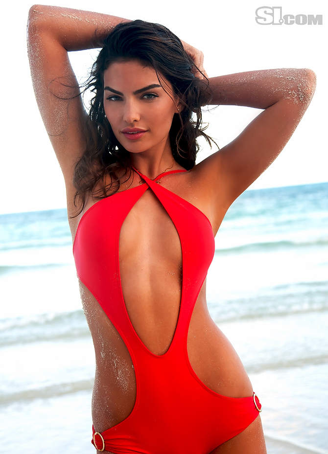 Alyssa Miller (Sports Illustrated 2011, 첫번째)
