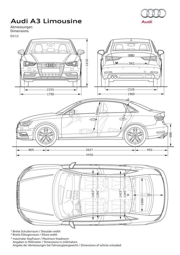 All About Audi Ag A3 S3 Sedan 공개 뉴욕 모터쇼
