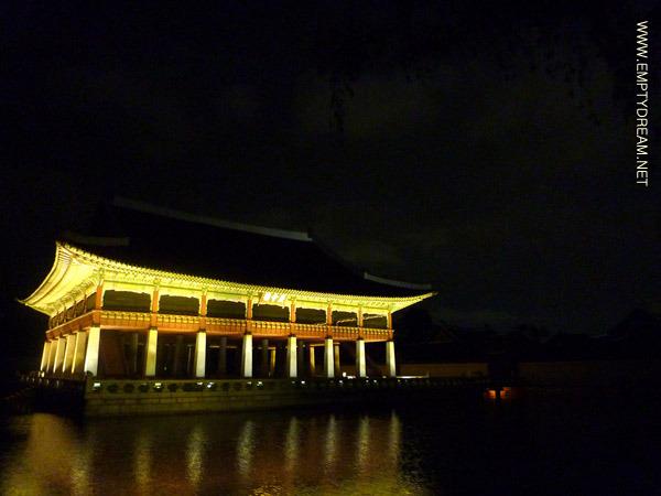 경복궁 야간개방 경회루