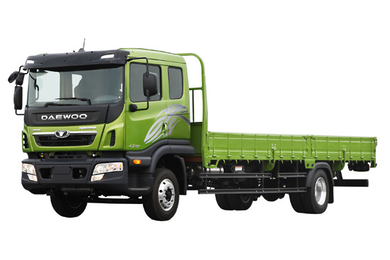 타타대우상용차 프리마 4.5톤트럭