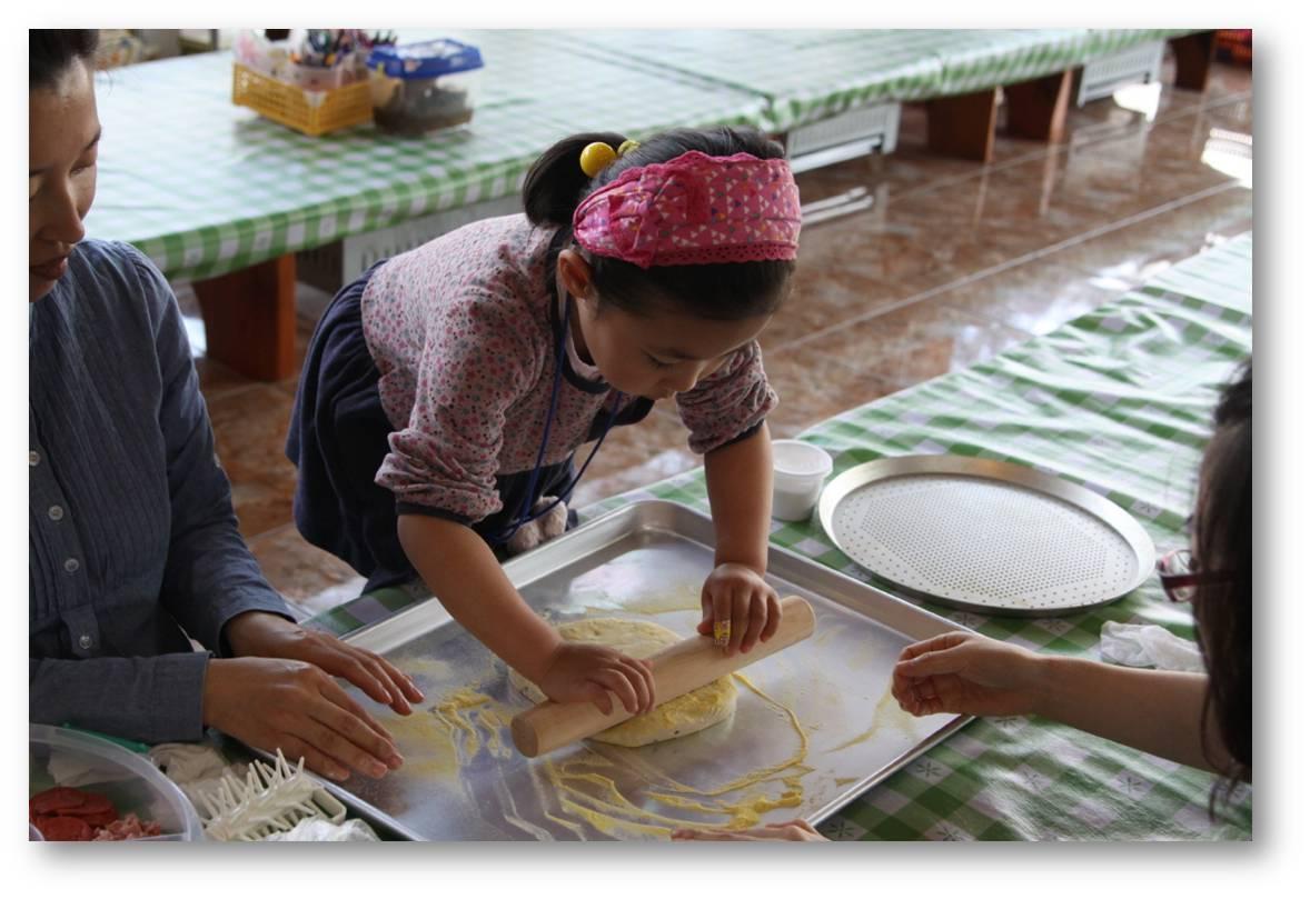 고소한 임실 피자, 임실 치즈스쿨 체험장에서 직접 만들어 보세요.