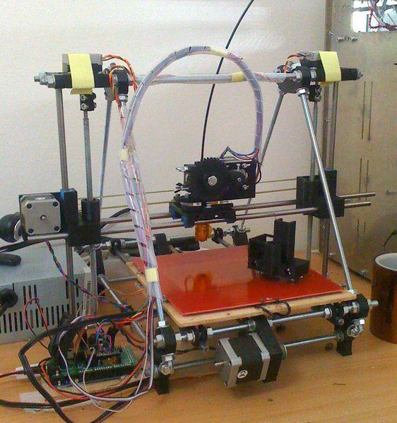 RepRap.org 3D Printer
