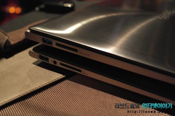 아수스 젠북 프라임 USB 3.0 단자