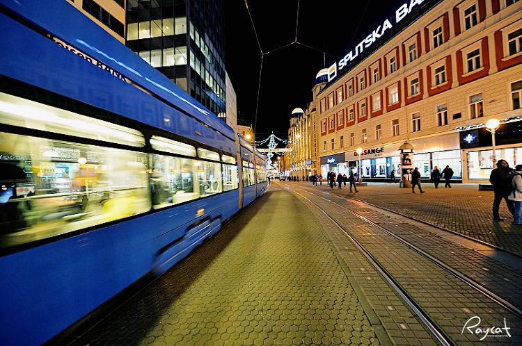 반옐라치치 광장 트램