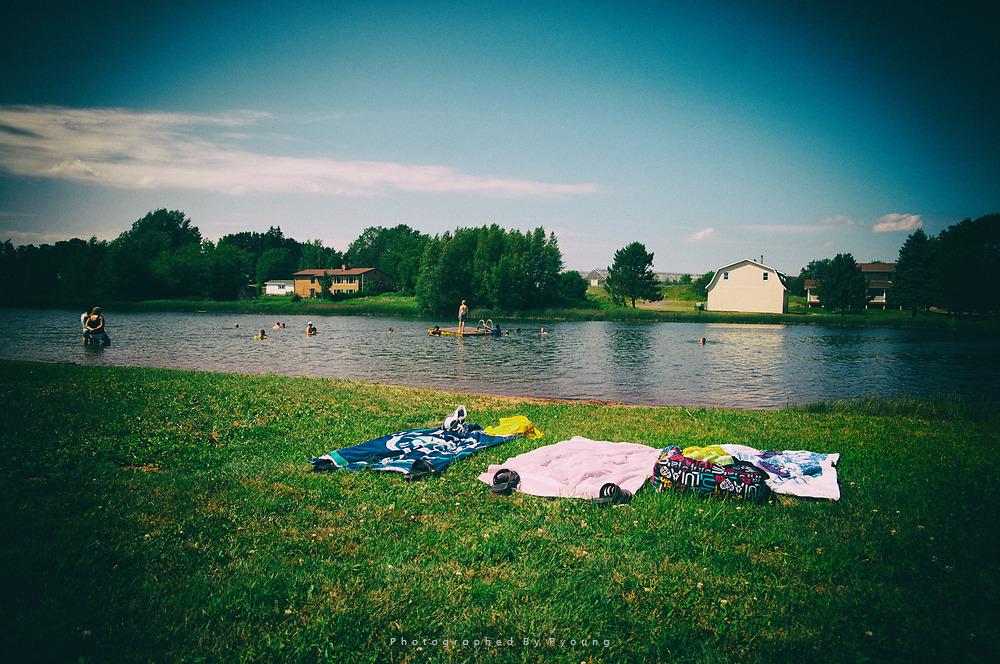 #여름  #추억  #물놀이