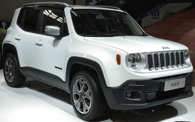지프(Jeep) 레니게이드