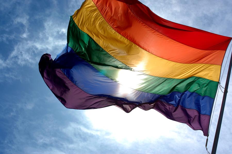 무지개 깃발(Rainbow Flag)