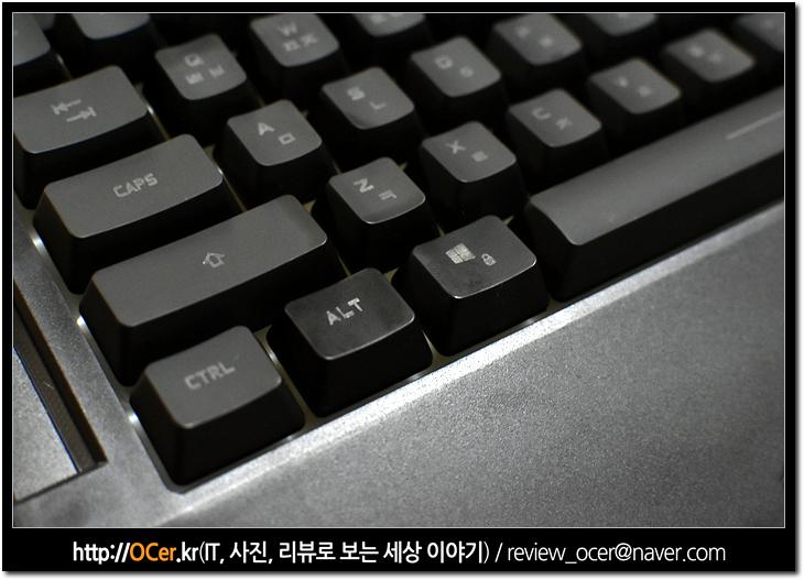 제닉스, XENICS, 키보드, 기계식 키보드, 플런저 키보드, 게이밍 키보드, it, 리뷰, 이슈, 제닉스 스톰엑스 K4, OCer