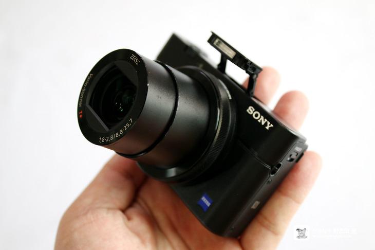 하이엔드 카메라 소니 RX100 M3 사용기