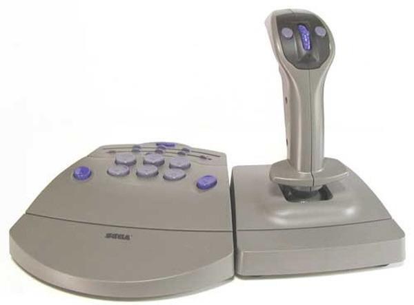 Sega Mission Stick