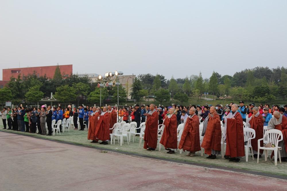 익산봉축위 부처님 오신날 연등축제 봉행