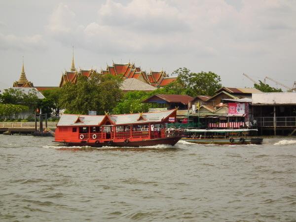 방콕 짜오프라야강