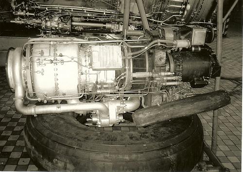 B737 항공기 APU (엔진)