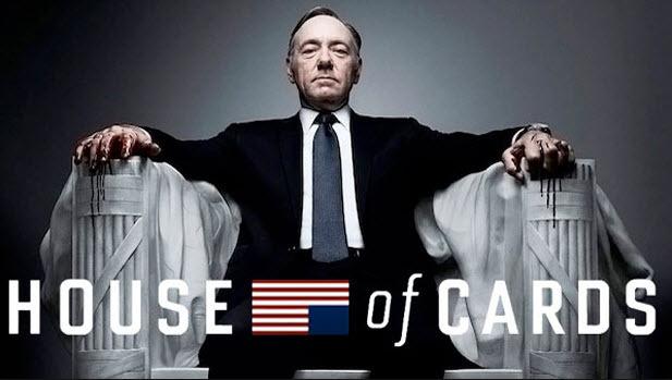 넷플릭스 추천 미드 : 하우스 오브 카드 시즌1 1화를 보고