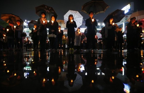 [washingtonpost] After ferry disaster, a Katrina-like reckoning in South Korea