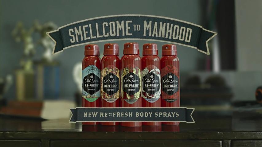 올드스파이스(Old Spice)의 TV광고, '엄마의 노래(Mom Song)'편 [한글자막]