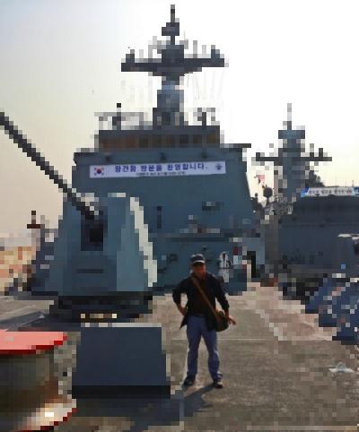 대한민국 해군 관함식 참관기