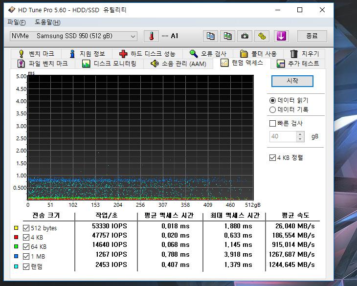 HD Tune Pro 5.6, 포터블 ,하드디스크 벤치마크 툴,IT,IT 인터넷,다운로드,HDtunepro,HD tune,하드디스크 검사를 하거나 상태를 볼 때 유용합니다. 바로 실행해서 쓸 수 있죠. HD Tune Pro 5.6 포터블을 소개 합니다. 하드디스크 벤치마크 툴로 대표적인 프로그램 중 하나이죠. 이제는 SSD 관련 검사할 때도 씁니다. HD Tune Pro 5.6 포터블은 윈도우10 운영체제에서 사용할 때 아래부분이 잘리지 않습니다. 이전 버전의 경우 윈도우8.1 이상에서 아래쪽이 잘리는 문제가 있었는데요. 이제는 정상적으로 사용할 수 있습니다.