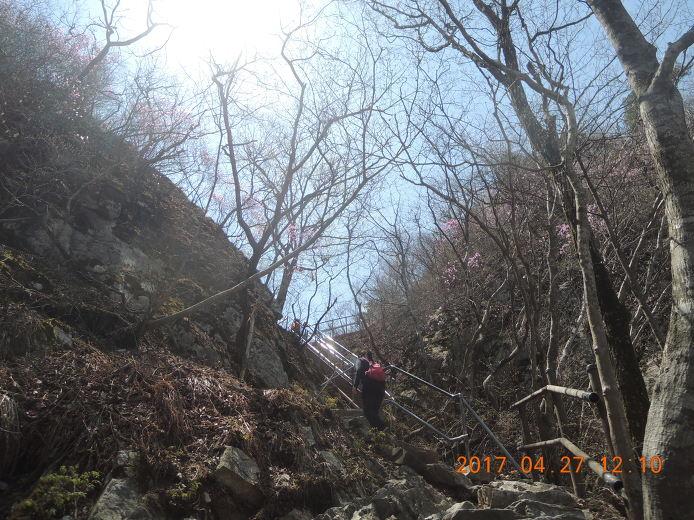 계룡산 등산코스 갑사 등산지도