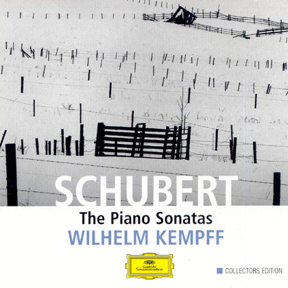 Schubert - Piano Sonata No. 1 in E major D. 157 (Kempff)