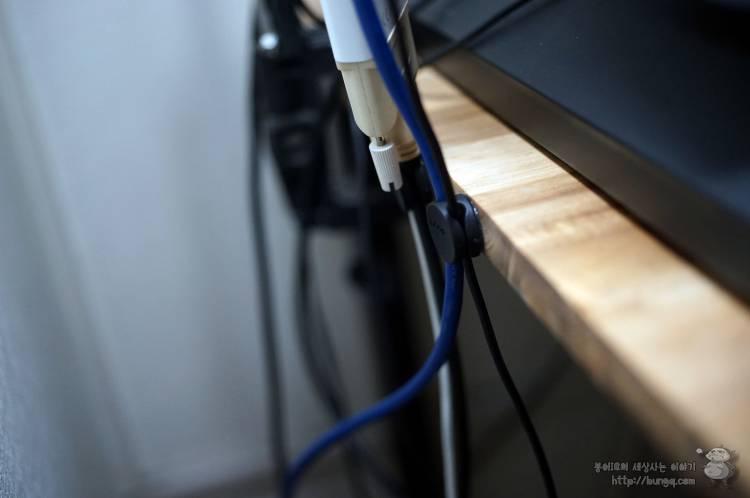 컴퓨터, 노트북, 케이블, 선정리, 엘라고, elago, 케이블홀더