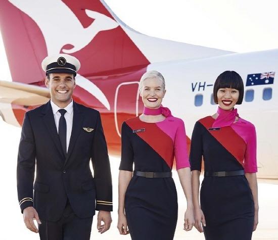 콴타스항공 Qantas Airways