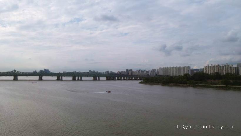한강 풍경
