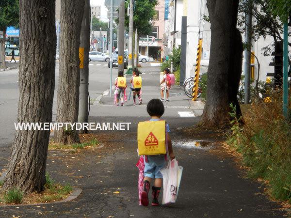 삿포로 시계탑, 홋카이도 구청사 등 시내 구경 - 홋카이도 자전거 캠핑 여행 20