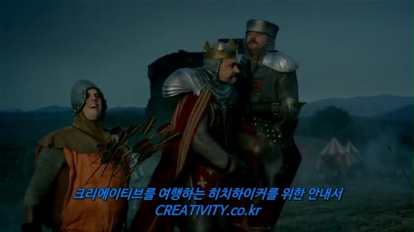 항복하지 않고 오래가는 멘토스 껌의 상쾌함 - 멘토스(Mentos)의 TV광고, 항복하지 않는(Never surrender)편 [한글자막]