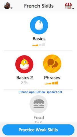 Duolingo - Learn Languages for Free 2013 아이폰 최고의 앱스토어 앱