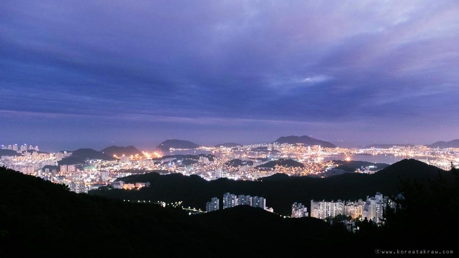 부산야경_황령산