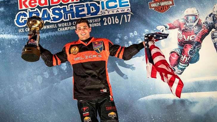 2017년 크래쉬드 아이스 남자 월드 챔피언십입니다