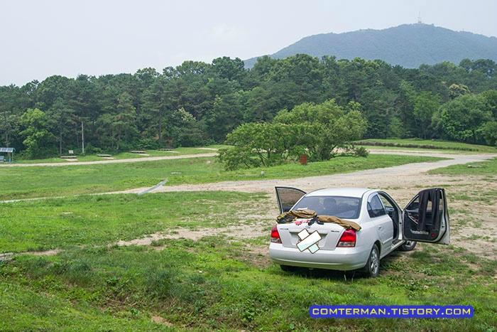 독립기념관 캠핑장 서곡 야영장 camping