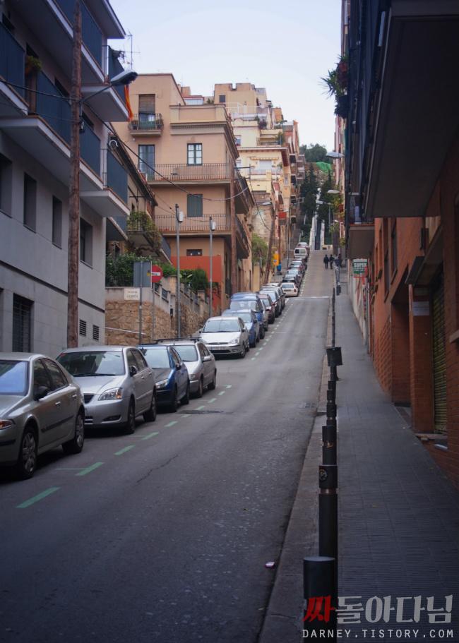 E16_난해한 예술의 가우디, 바르셀로나