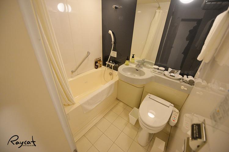 리치몬드 호텔 욕실