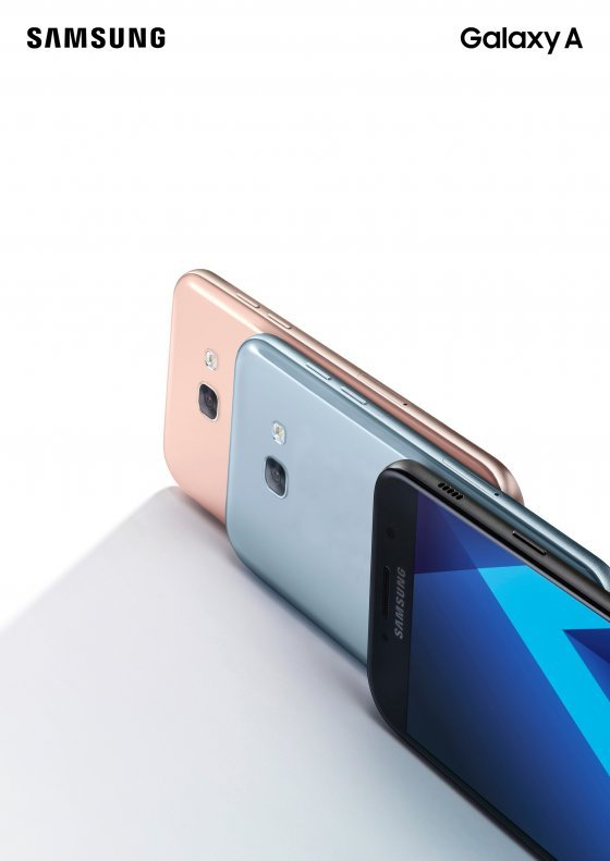 방수가 되는 보급형 스마트폰 갤럭시A5 출시, 장점은 뭐?