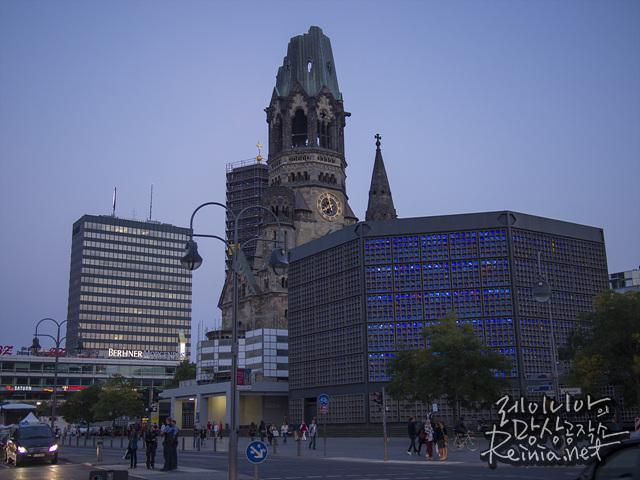 카이저 빌헬름 기념 교회