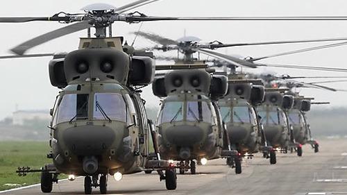 수리온 공격 헬기