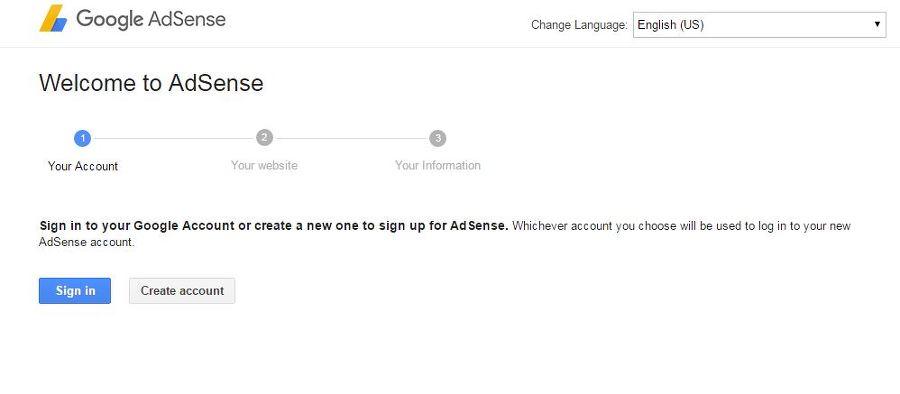 구글 애드센스 신청방법