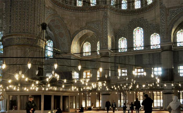 터키이스탄불 술탄아흐메트자미 술탄아흐멧 블루모스크 이슬람사원