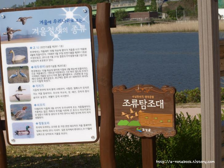 고성읍 수남리 생태공원6