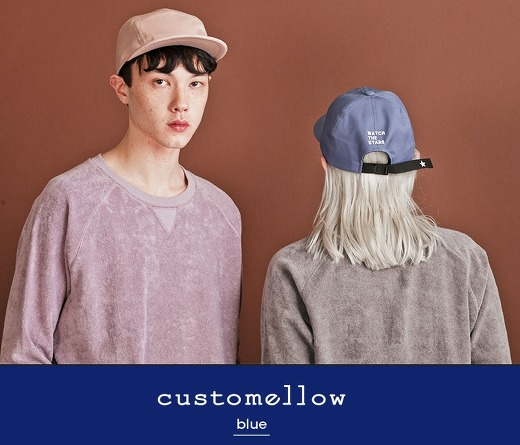2016 Customellow의 새로운라인 bluelabel 공개
