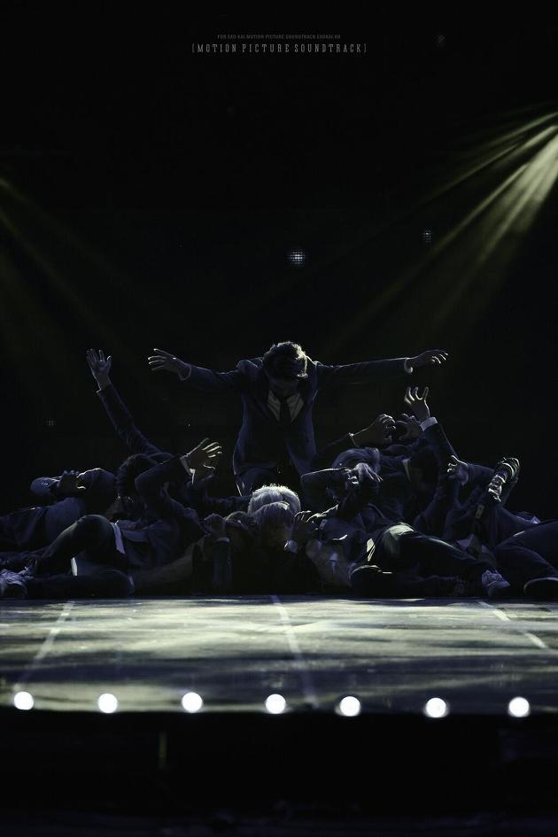 엑소(Exo) 고화질 사진
